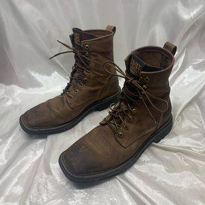 Ariat Cascade Western Roper Boots